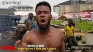 Video: Broda Shaggy - If I Ever See Money On The Ground (Comedy Skit)